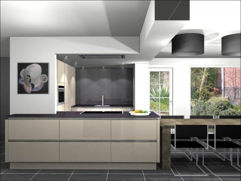 Nieuwe Design Keuken : Stappenplan nieuwe keuken bours kozijnen